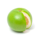 Green Grapefruit (Jaffa Sweetie) Royalty Free Stock Photo