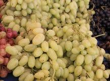 Green Grapes Turkish sultan Royalty Free Stock Photos