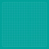 Green graph paper background Royalty Free Stock Photos