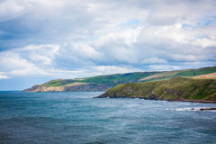 Beautiful coastline of Scotland  Royalty Free Stock Photo
