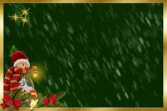 Green, Grass, Christmas, Fir Royalty Free Stock Image