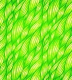 Green grass hair vector seamless pattern Stock Photo