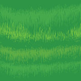 Green grass seamless horizontal background, Royalty Free Stock Photos