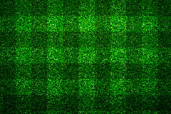 Green grass soccer field background Royalty Free Stock Photos
