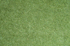 Green grass soccer field texture and background Stock Photography