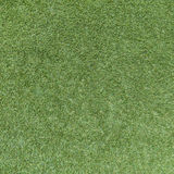 Green grass soccer field texture and background Royalty Free Stock Photos