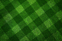 Green grass texture background And the line cut Royalty Free Stock Photo