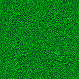 Green grass. Textured vector background Stock Photos