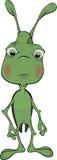 Green grasshopper Stock Photo
