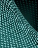 Green grid Royalty Free Stock Image