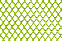Green grille Royalty Free Stock Photo