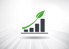 Green Growth Stock Image