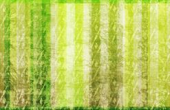Green Grunge Background Stock Image