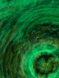 Green grunge background Stock Images