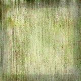 Green grunge background. Brown grunge background with darker border Stock Photos