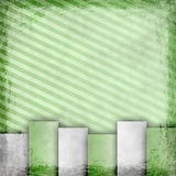 Green grunge background. Abstract Stock Photography