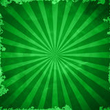 Green Grunge Background Texture Royalty Free Stock Photography