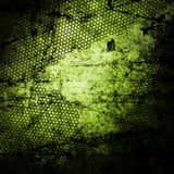 Green grunge background textured Royalty Free Stock Image