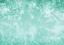 Green grunge background. Green background with a textures royalty free stock photos