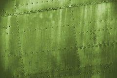Green  grunge dirt metal texture Stock Photo