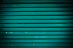 Green grunge metal wall background. Green dirty grunge metal wall background Stock Images