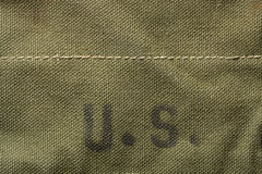 Green grunge military background Stock Image