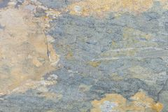 Green grunge stone texture background with cracks Stock Photo