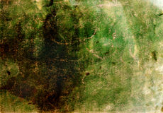 Green grunge texture Royalty Free Stock Images