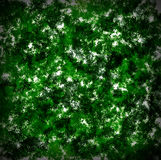 Green grunge texture Stock Photography