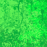 Green grunge vector background Royalty Free Stock Images