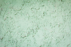 Green grunge wall background with beautiful texture Stock Photo