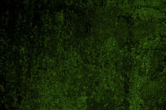 Green grunge wall background Royalty Free Stock Images