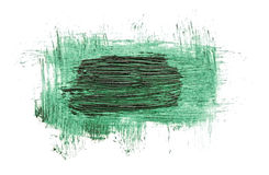 Green grungy abstract background Royalty Free Stock Image