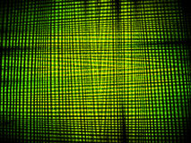 Green grungy background Stock Images