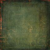 Green grungy background Royalty Free Stock Photos