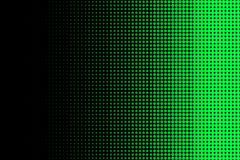 Green Halftone Abstract Background Royalty Free Stock Photo