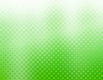 Green halftone background Stock Photo