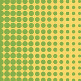Green Halftone circles  background, halftone dot pattern. Royalty Free Stock Photography