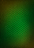 Green halftoned background Stock Images
