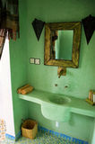 Green Hamam Stock Photography