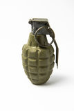 Green Hand Grenade Royalty Free Stock Photos