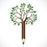 Hand tree Stock Photo