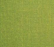Green hardcover book texture Stock Image