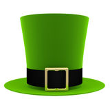 Green hat Royalty Free Stock Photo