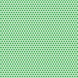 Green Hexagonal Geometric Pattern Fabric Background Royalty Free Stock Photography