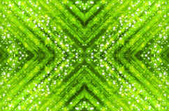 Green hi-tech background Stock Photo