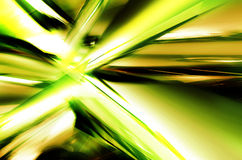 Green High technology Abstract background. Science and technology background stock illustration