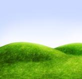 Green hills Stock Photos