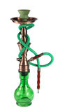 Green Hookah Royalty Free Stock Images