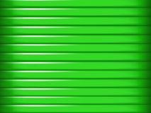 Green horizontal stripes. Royalty Free Stock Image
